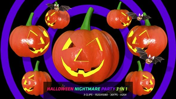 Thumbnail for Halloween Nightmare Party