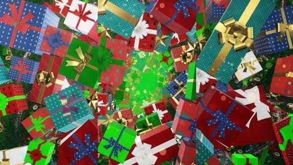 Thumbnail for Christmas Gift Box HD Pack