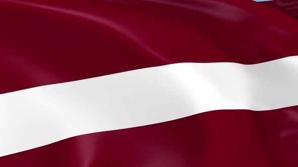 Thumbnail for Latvia Flag