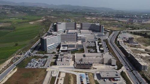 Large Hospital Complex