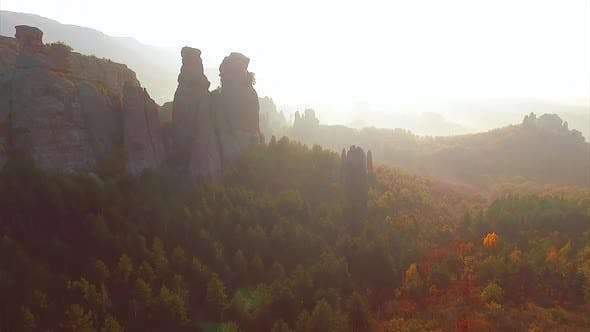 Thumbnail for Dramatic autumn in Belogradchik, 2018
