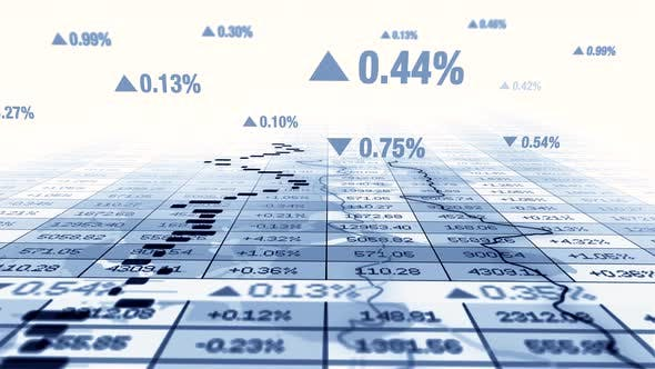 Thumbnail for Stock Exchange Trading Trends Infographic