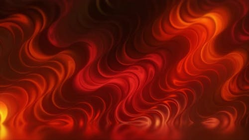 Abstract 3d Render Holographic Oil Surface Background Foil Wavy Surface Wave and Ripples Ultraviolet