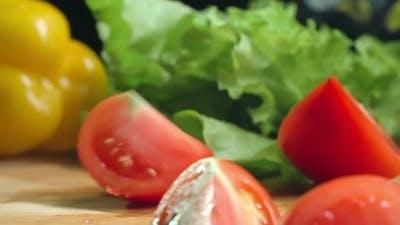 Dicing Tomato