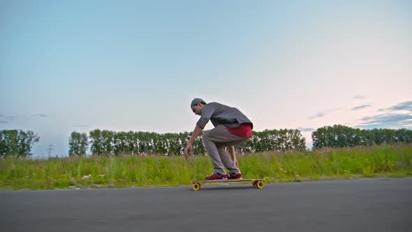 Thumbnail for Longboarding Crew