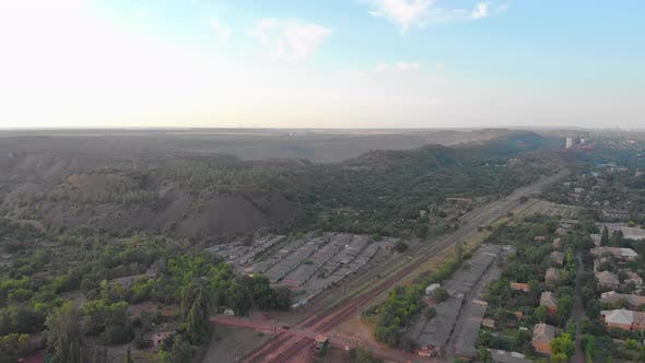 Quarry In The Suburbs