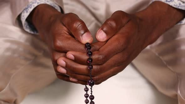 Thumbnail for Prayer of a Man With a Rosary