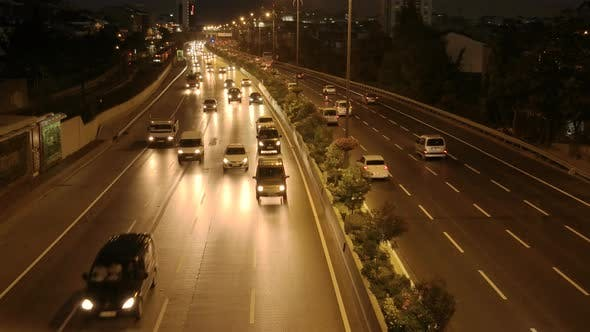 Cover Image for Night Traffic