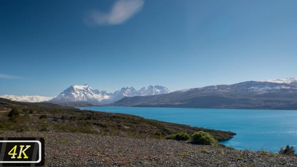 Thumbnail for Sunny Day in Torres Del Paine, Chile
