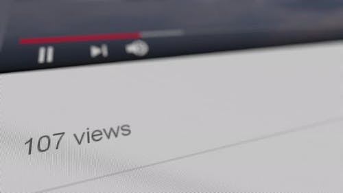Increasing Number of Views of a Video Clip