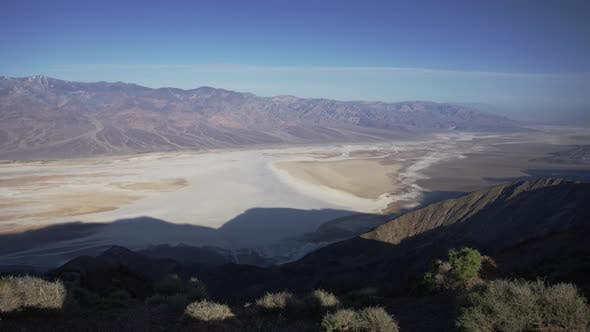 Thumbnail for Pan left of the Badwater Basin