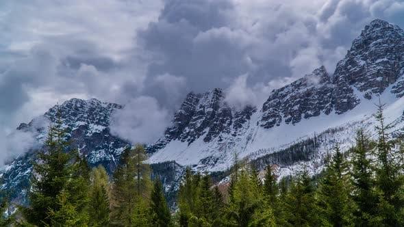 Thumbnail for Time Lapse of Dolomites Mountain