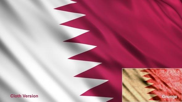 Thumbnail for Qatar Flags