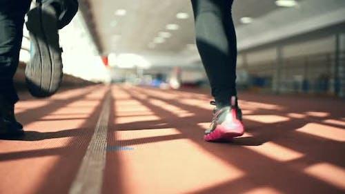 Sprint Training