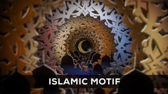 Thumbnail for Islamic Motif