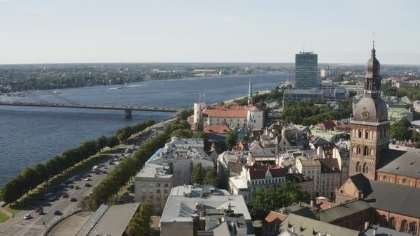 Thumbnail for Riga Capital of Latvia, Daugava river