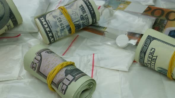 Thumbnail for Dirty Money Profits From The Sale Of Cocaine And Narcotic Tablets
