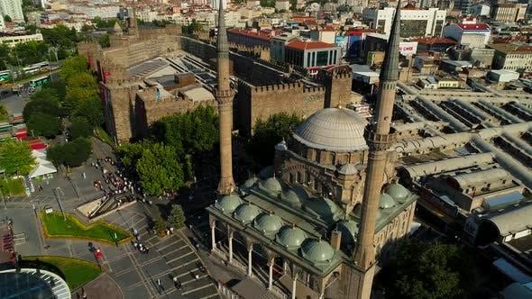 Modern City Lifestyle In Kayseri
