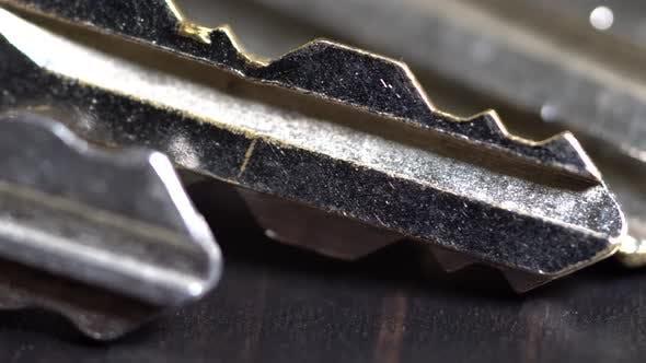 Thumbnail for Macro Detail of Keys