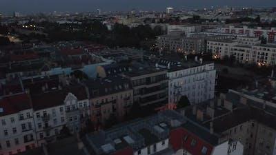 Low Flight Above Multistorey Residential Buildings