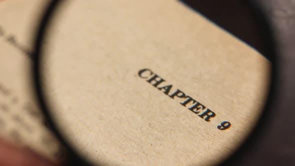 Thumbnail for Kapitel 9 Über das Buch