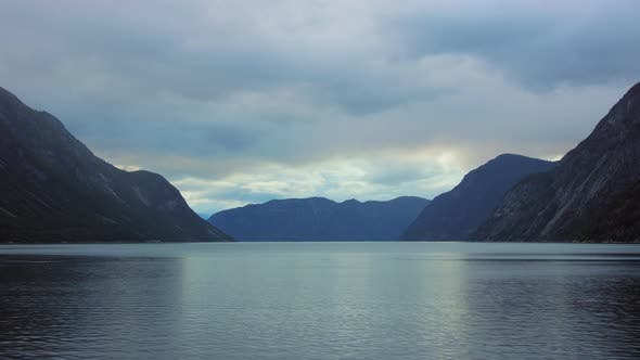 Thumbnail for Fjord in Norway