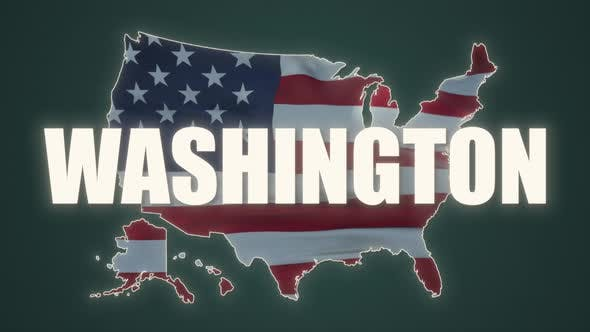 Washington State of the United States of America