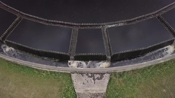 Wastewater decontamination process