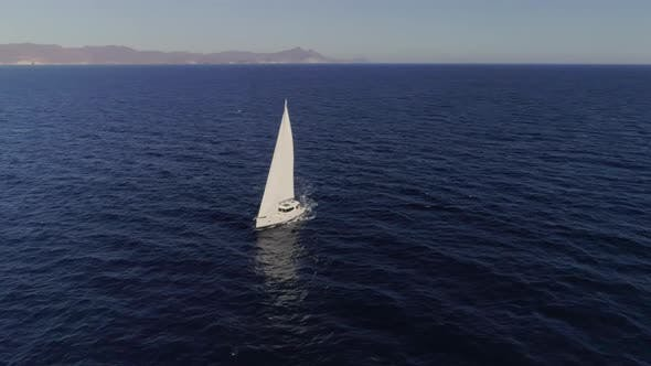 Thumbnail for Sailing into the Mediterranean Waters
