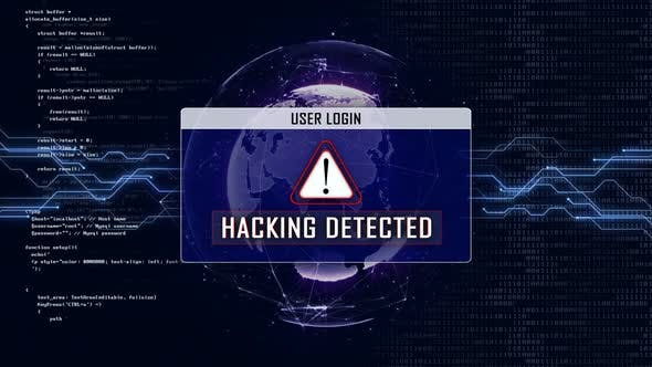 HACKING DETECTED and Earth Connections Network