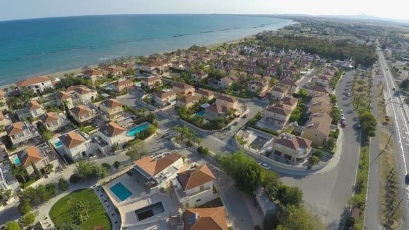 Thumbnail for Beautiful Villas on Mediterranean Seashore for Rent, Luxury Seaside Vacation