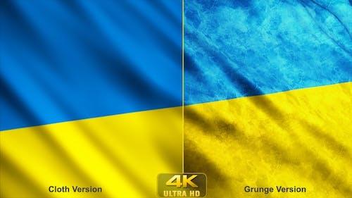 Ukraine Flags