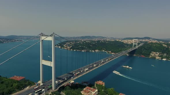 Thumbnail for Istanbul Bosphorus Bridge