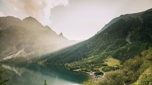 Tatra National Park Poland