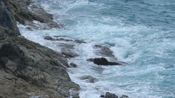 Thumbnail for Ocean Shore Foam Waves