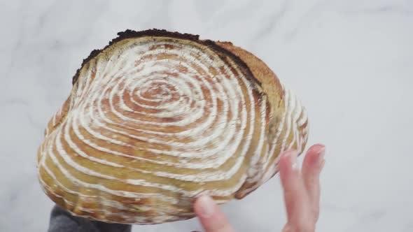 Thumbnail for Wheat Sourdough bread