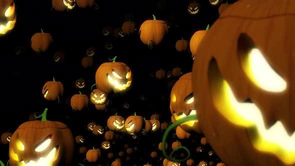 Thumbnail for Pumpkins Background
