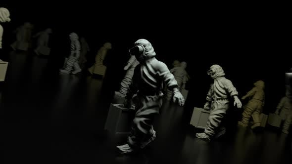 Thumbnail for Statue Of Epidemic Health Workers