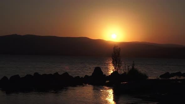 Thumbnail for Sunset Water Lake
