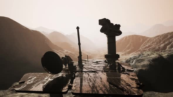 Thumbnail for Opportunity Mars Exploring the Surface of Red Planet