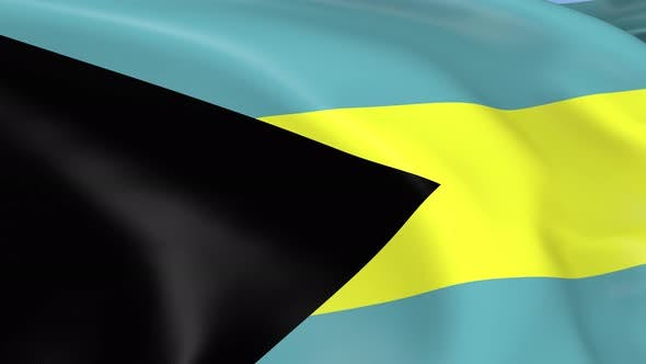 Thumbnail for Bahamas Flag