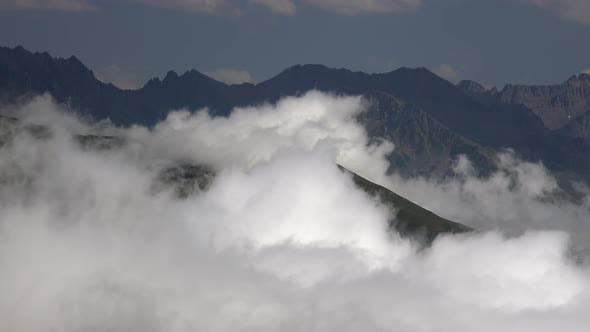 Thumbnail for Thermal Air Movements in Front of High Mountains