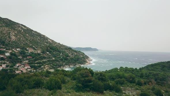 Meer und Küste Toskana
