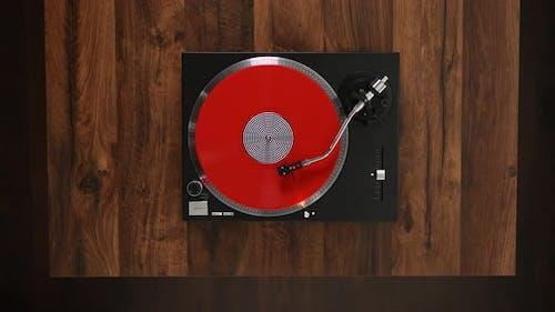 Colored Vinyl Disc