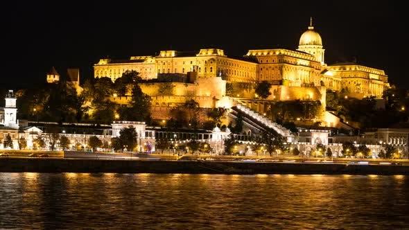 Thumbnail for Budapest Danube Time Lapse