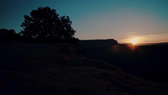 Thumbnail for Grand Canyon at sunrise