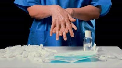 Hand Washing Properly.