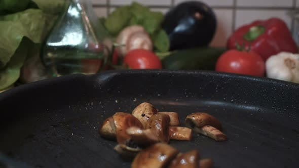 Thumbnail for Fresh Mushroom 04