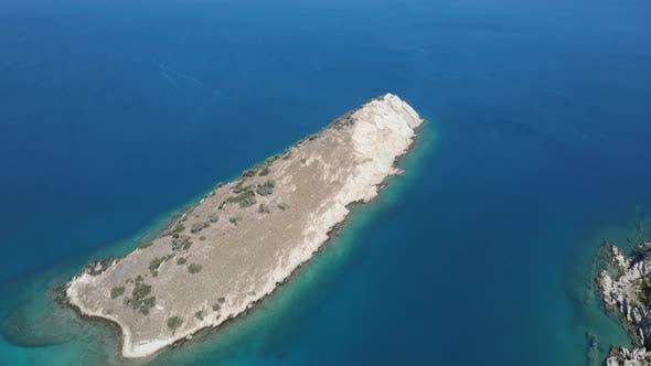 Sea Island Mediterranean Drone Blue