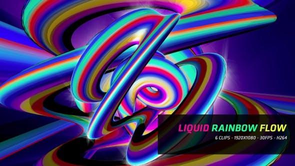 Thumbnail for Liquid Rainbow Flow